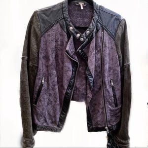 Free People Patterned Jacket